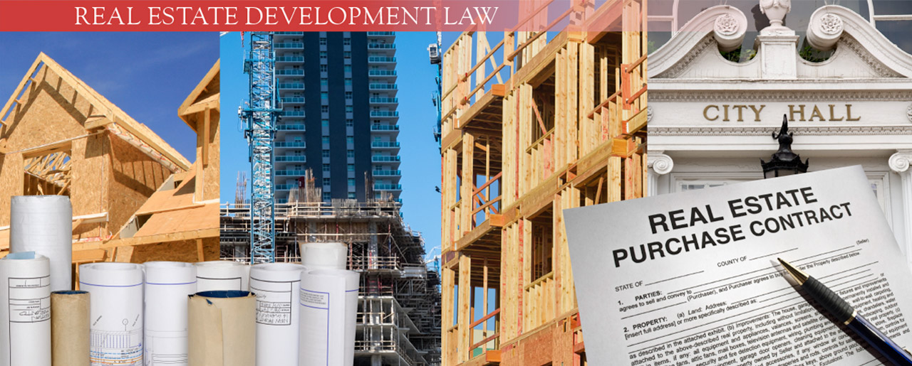 Real Estate Development Law Donald Brown Law